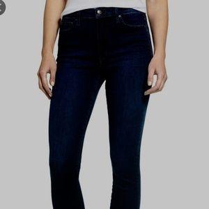 "Joe's Jeans: ""The Charlie""  High Rise Skinny Blue"